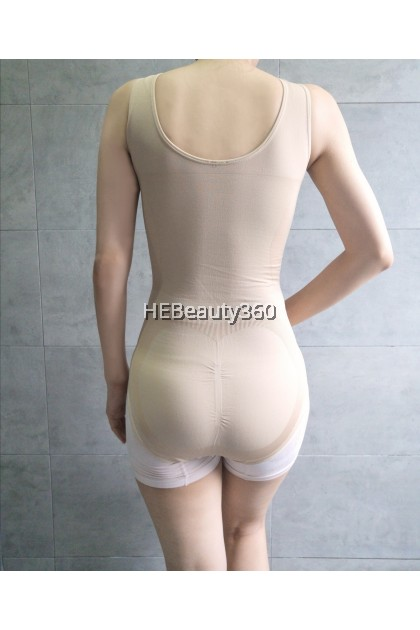 FLORA LACE SLIMMING (SKIN) SUIT BY DESIGNER CORSET (READY STOCK)