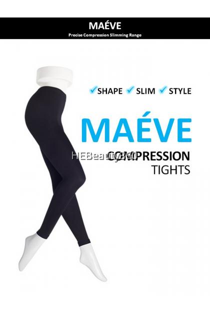 MAÉVE Day 980D Day Slimming Leggings BUY 1 FREE 1 (2 units) For MEN