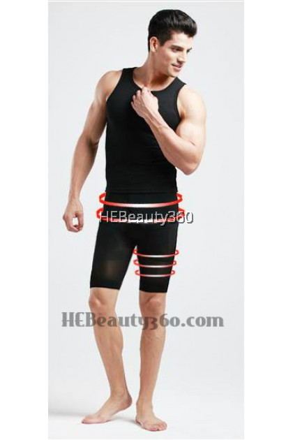 480D COMPRESSION MEN SLIMMING PANTS