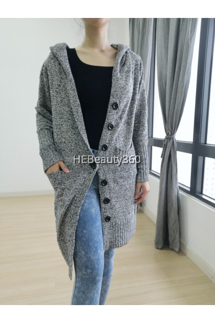 Long Sleeve Slimming Top (READY STOCK)