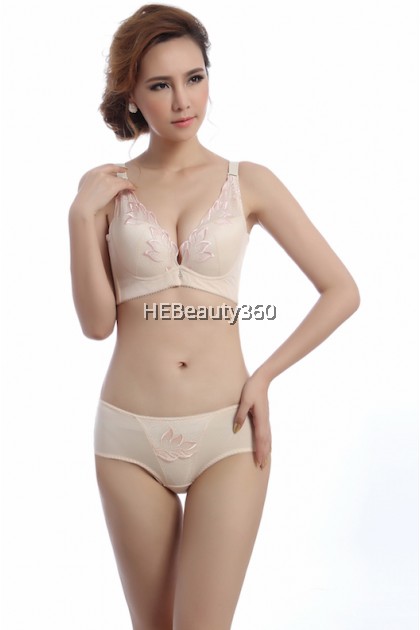 Averlyn Lace Functional Shaping Bra with free Panty 1 set