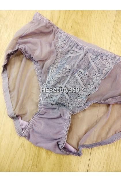 Ibiza ultra comfy lace panty THREE (3) pcs