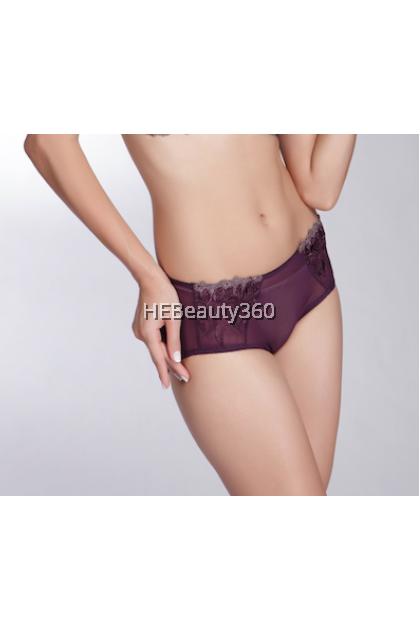 TE-Kristal Embroidery Lace Panty ONE (1) Pcs