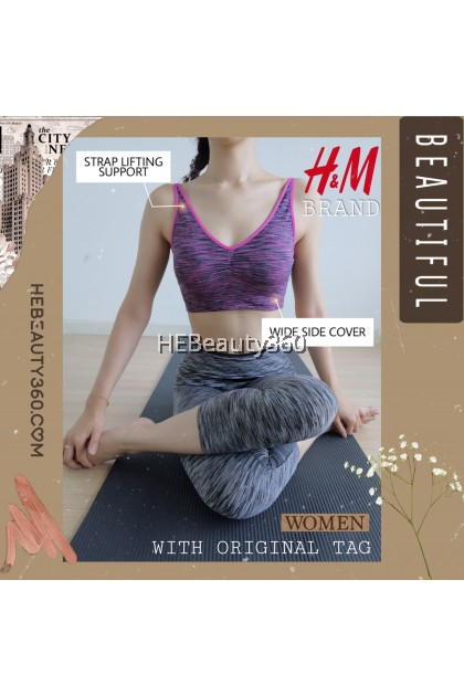 International H&M brand Sports Bra (READY STOCK)