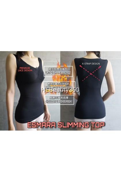 Esmara Europe Imported Slimming Top (READY STOCK)